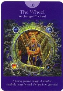 Angel Card Reading for Week of 12/08/12 • The Wheel – Jani Kendy